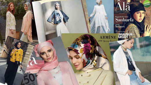 3b327a8f24eb ... master's dissertation, entitled 'Fashion with Faith – Re-Imagining the  Veil. How Modest Fashion in Turkey is Changing the Narrative of Muslim Women '.